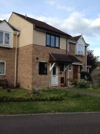 2 Bed MID-TERRACED HOUSE WITH PARKING TO LET