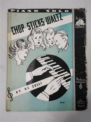 1940s - Waltz Sheet Music