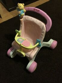 Fisher price toy stroll