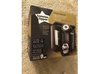 Brand new and unused- Tommee Tippee Closer to Nature Perfect Prep machine