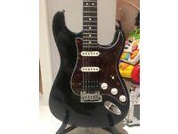 Fender American Standard Stratocaster Black HSS
