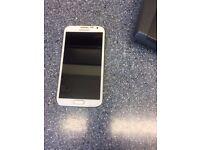Mint condition unlocked Samsung Galaxy Note 2