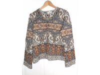 Spirit of the Andes alpaca cardigan jacket