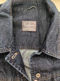 Betty Barclay Blue Denim Shirt Jacket
