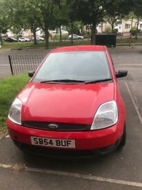 Ford Fiesta quick sale