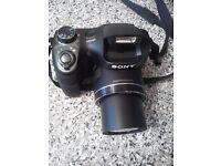 Sony digital camera with box