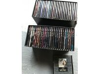 50 box collection of classical mood CDs