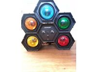 disco lights for sale open to offers