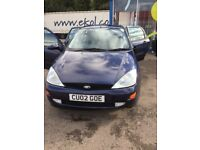 2002 Ford Focus for quick sale £495