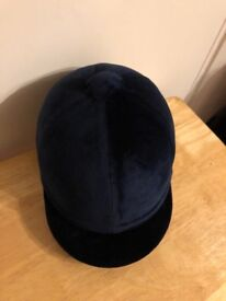 Champion junior riding hats, Navy - Sizes 51cm & 61cm available