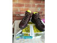 Scarpa mens size 41 (GB 7) Ranger, Vordo walking boots. Only worn 3 times.