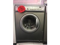 ZANUSSI 5+5KG DIGITAL WASHER/DRYER IK SILIVER