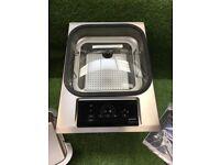 Ex Display Wolf ICBIS15/ Steam Cooktop Steamer Sub Zero appliances INC VAT