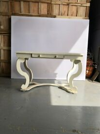 Ex Hotel Furniture console table