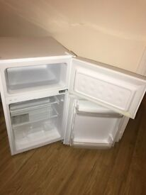 Argos value range small fridge freezer