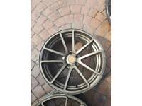 Rotiform spf 20 inch alloys