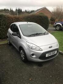 Ford ka 1.2 cheap insurance, low mileage