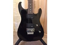 Jackson JS30 Dinky Electric Guitar Black. EXCELLENT CONDITION