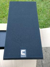 CELESTION DL-4 SERIES 2 -PAIR- BLACK ASH - NEW IN BOX