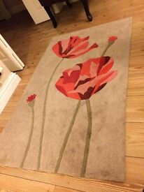 Poppy area rug