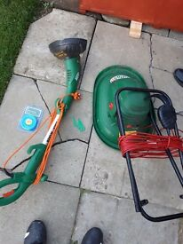 Mower and trimmer