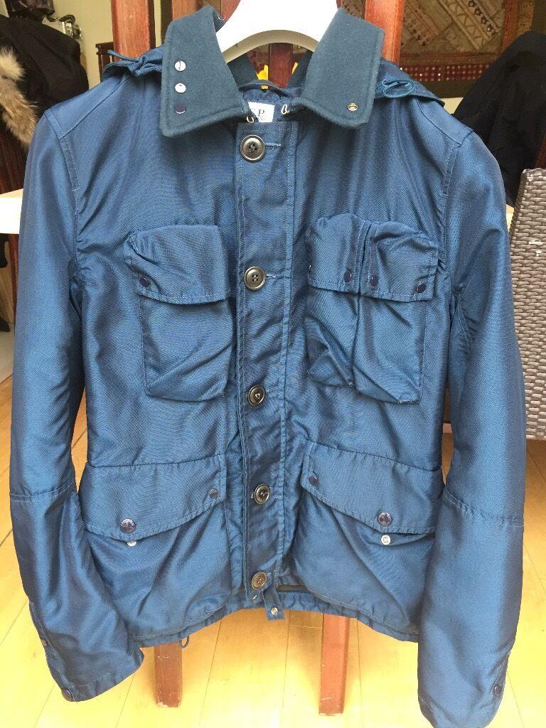 Mens jacket gumtree - C P Company Nysack High Tenacity Mens Jacket