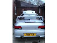 1995 Subaru wrx version 2 Import