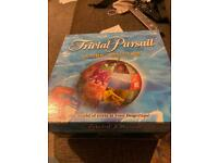 Trivial pursuit globe trotters