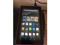 Kindle Fire Pink (not HD)