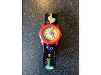 Child's Timex Indiglo watch.
