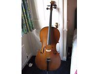 4/4 Stentor Student II Cello