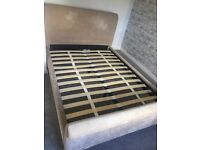 Next Home Double Bed Frame