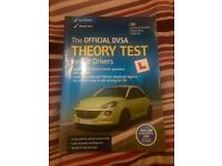 Official theory test book