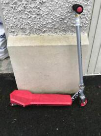 Razor scooter-Rift-used once-perfect condition