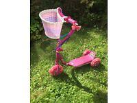 Girls Toddler Scooter