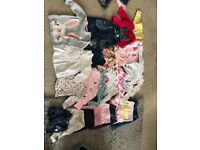 Baby Girl Clothes Bundle - NEXT, TU 0-3 Months