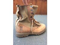 Women's size 5 Adventure Boots never worn