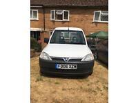 2006 Vauxhall combo 1.7 CDTI white