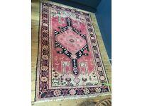 Vintage 1960s Persian/ oriental rug