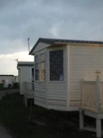 3 bed static caravan. 0ff site sale. Free delivery