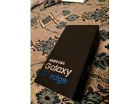*Samsung galaxy s7 edge gold 32gb, UNLOCKED boxed charger fully working