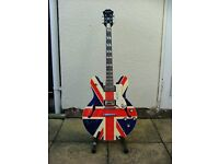 Epiphone Supernova Union Jack Guitar