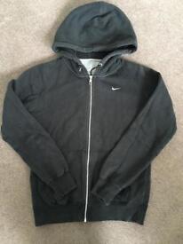 Nike Black Hoodie size small woman's