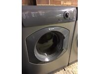Hotpoint Tumble Dryer in Graphite Finish