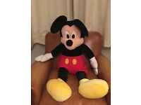 Giant mickeymouse