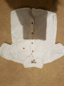 Boys Next smart linen shirt 12-18