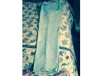 Blue jeans size. 14