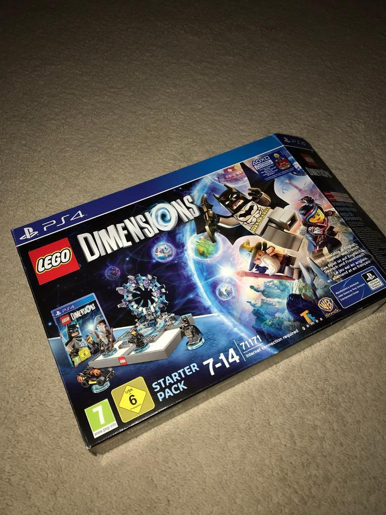 PS4 Lego Dimensions ( collection only )