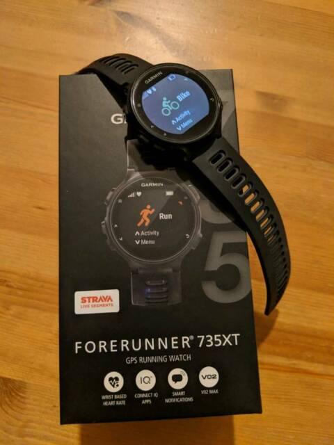 Garmin Forerunner 735xt Activity Watch With Hr Monitor In Brighton