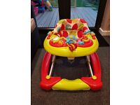 Used Red kite Baby Walker